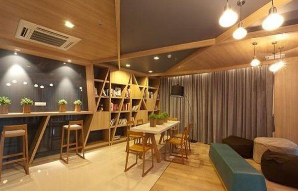 Ideo-BluCove-Sukhumvit-Bangkok-condo-for-sale-library